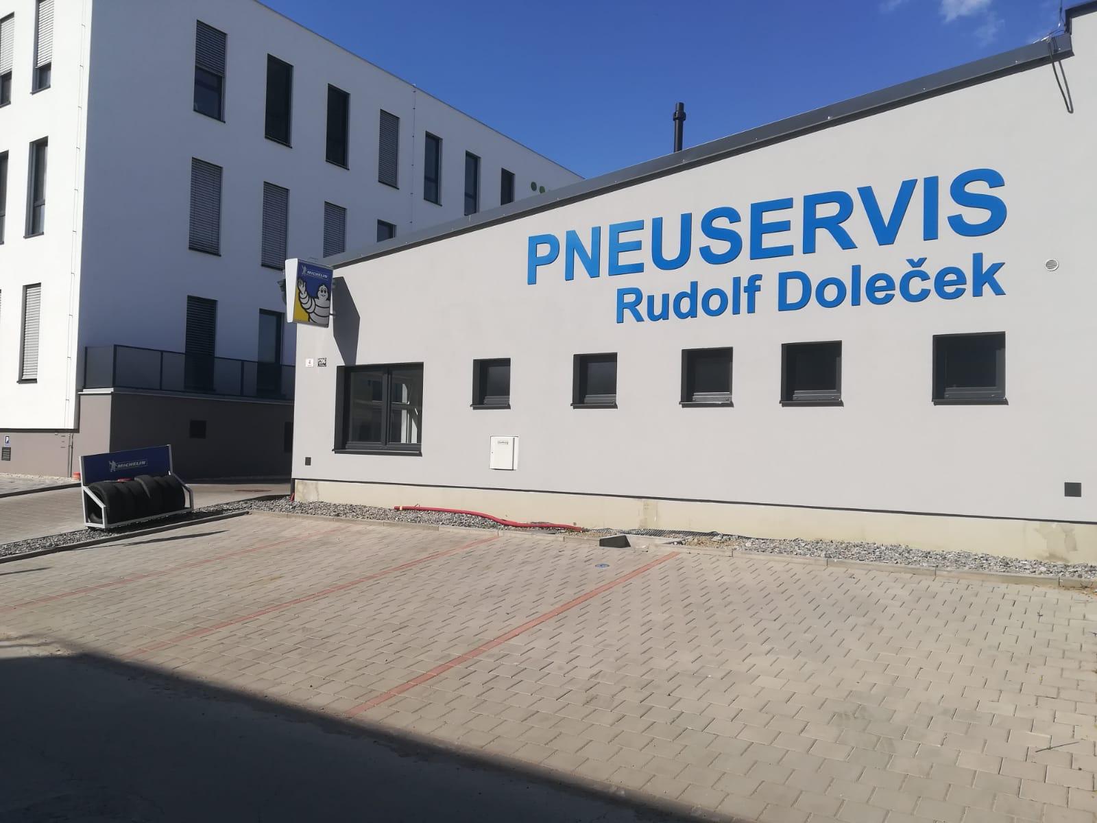 Pneuservis Brno - Pneuservis Doleček